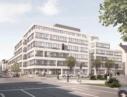 Pradus am Kaiserteich, Düsseldorf – Friedrichstadt